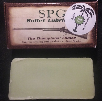 SPG Tropic Bullet Lubricant 1/2 pound-8oz