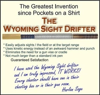 Wyoming Sight Drifter