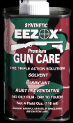 Synthetic EEZOX® Ultimate Gun Care is developed and tested by scientific methods which are accepted worldwide.