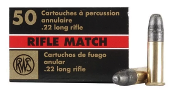RWS Rifle Match Professional Line 22 rimfire 500ct. brick